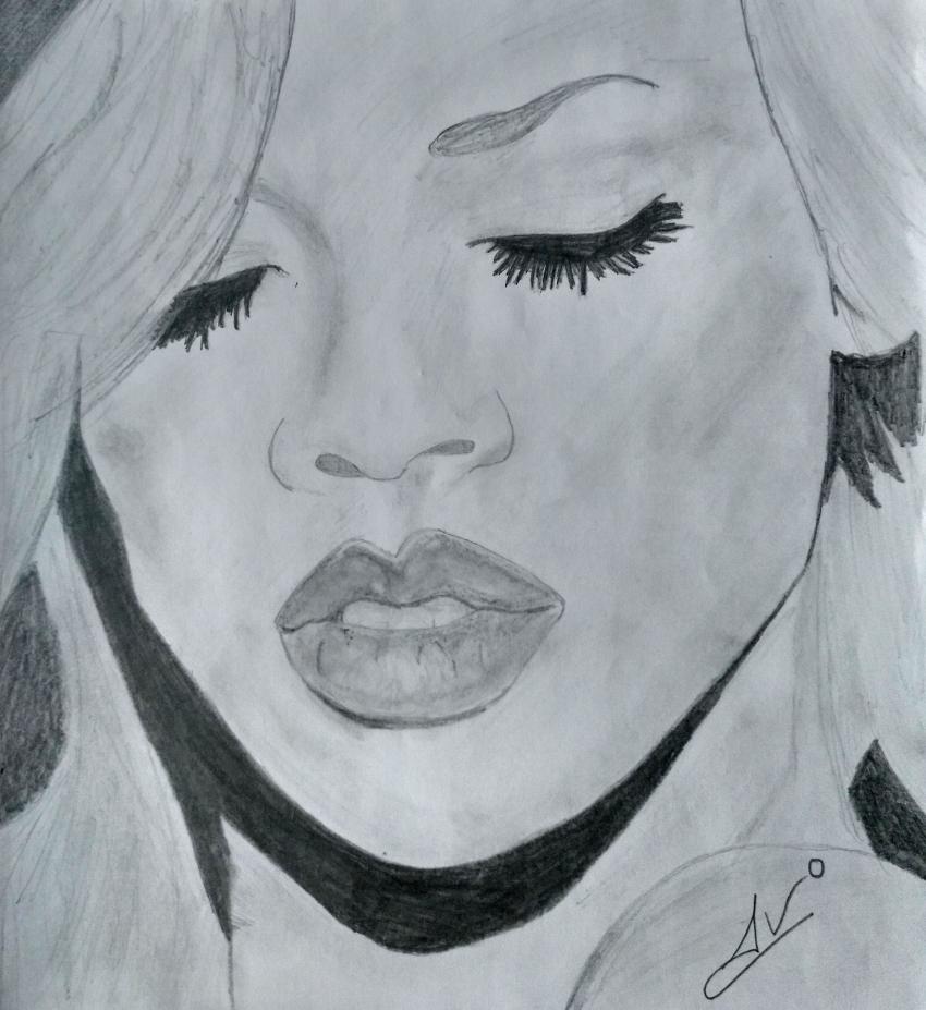 Rihanna by Nereaaj